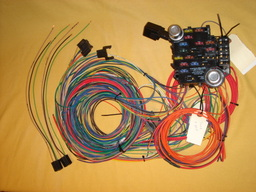 body wiring harness hardwarecomplete hot rod body wiring harness